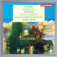 Thumbnail for the Franz Schmidt - Symphony No. 3 in A Major: IV. Lento - Allegro vivace link, provided by host site