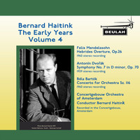 Thumbnail for the Antonín Dvořák - Symphony No. 7 in D Minor, Op. 70, B.141: 3. Scherzo Vivace — Poco Meno Mosso link, provided by host site
