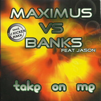 Thumbnail for the Banks - Take on Me - DJ Kickens Groove Mix link, provided by host site