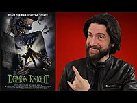 Thumbnail for the Jeremy Jahns - Tales From The Crypt: Demon Knight - Movie Review link, provided by host site