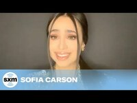 Thumbnail for the Sofia Carson - Talks About Filming a Movie About a Pandemic in a Pandemic link, provided by host site