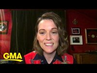 Thumbnail for the Brandi Carlile - Talks about her new book, 'Broken Horses: A Memoir' link, provided by host site