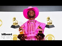 Thumbnail for the Lil Nas X - Talks About The Success of 'Montero' & Embracing His Queerness | Billboard News link, provided by host site