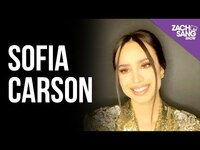 Thumbnail for the Sofia Carson - Talks Fools Gold, Descendants: The Royal Wedding, Cooking Fails & More link, provided by host site