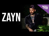 Thumbnail for the ZAYN - Talks Nobody Is Listening, To Begin Again & Life In Pennsylvania link, provided by host site