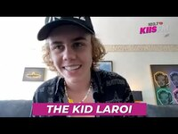 Thumbnail for the The Kid LAROI - Talks Stay, Working With Justin Bieber, Pranking His Boss & MORE! link, provided by host site