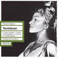 Thumbnail for the Bayreuth Festival Chorus - Tannhauser-Wer ist dort im brungstigen Gebete? link, provided by host site