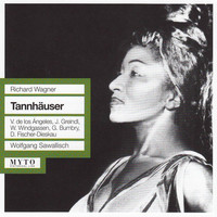 Thumbnail for the Bayreuth Festival Chorus - Tannhauser-Zieh hin, Wahnsinniger link, provided by host site