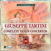 Thumbnail for the Giuseppe Tartini - Tartini: Violin Concertos Box Set link, provided by host site