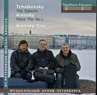 Thumbnail for the Arensky Trio - Tchaikovski: The Seasons - Arensky: Piano Trio No. 1 link, provided by host site