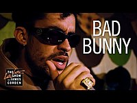 Thumbnail for the Bad Bunny - Te Deseo Lo Mejor link, provided by host site