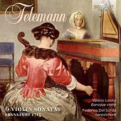 Thumbnail for the Federico del Sordo - Telemann 6 Violin Sonatas link, provided by host site