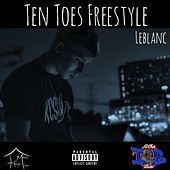 Thumbnail for the LeBlanc - Ten Toes Freestyle link, provided by host site