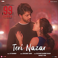 """Thumbnail for the A.R. Rahman - Teri Nazar (From """"99 Songs"""") link, provided by host site"""