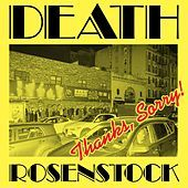 Thumbnail for the Jeff Rosenstock - Thanks, Sorry! link, provided by host site