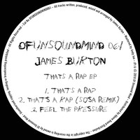 Thumbnail for the James Burton - Thats A Rap link, provided by host site