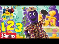 Thumbnail for the The Wiggles - 🐜 The Ants Go Marching and More Counting Songs & Nursery Rhymes for Kids 🎵 link, provided by host site