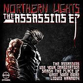 Thumbnail for the Northern Lights - The 'Assassins' link, provided by host site