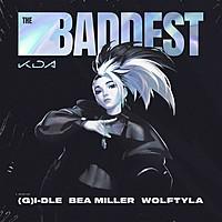 Thumbnail for the K/DA - THE BADDEST link, provided by host site