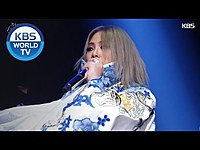 Thumbnail for the CL - The Baddest Female+MTBD(나쁜 기집애+멘붕) [Sketchbook /] link, provided by host site