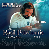 Thumbnail for the Basil Poledouris - The Basil Poledouris Collection: Vol. 3: Tintorera: Killer Shark / Dolphin (Original Score) link, provided by host site