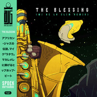 Thumbnail for the Spoek Mathambo - The Blessing link, provided by host site