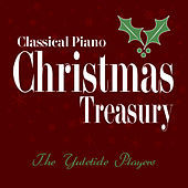 Thumbnail for the Jonathan Mckenna - The Classical Piano Christmas Treasury link, provided by host site