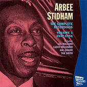 Thumbnail for the Arbee Stidham - The Complete Recordings, Vol. 1 1947-1951 link, provided by host site
