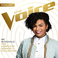 Thumbnail for the Wé McDonald - The Complete Season 11 Collection (The Voice Performance) link, provided by host site