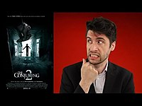 Thumbnail for the Jeremy Jahns - The Conjuring 2 - Movie Review link, provided by host site