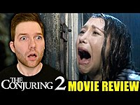 Thumbnail for the Chris Stuckmann - The Conjuring 2 - Movie Review link, provided by host site