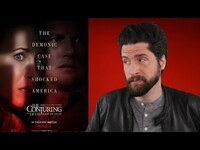 Thumbnail for the Jeremy Jahns - The Conjuring: The Devil Made Me Do It - Movie Review link, provided by host site