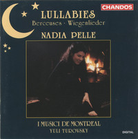 Thumbnail for the Gian Carlo Menotti - The Consul: Lullaby (arr. P. Jaffe for voice and orchestra) link, provided by host site