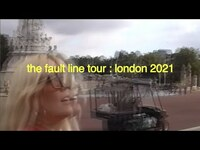 Thumbnail for the Ashe - The fault line tour : london 2021 recap link, provided by host site