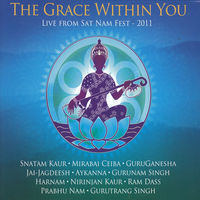 Thumbnail for the Snatam Kaur - The Grace Within You link, provided by host site