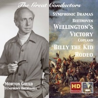 Thumbnail for the Morton Gould - The Great Conductors: Symphonic Dramas - Morton Gould (Remastered 2017) link, provided by host site