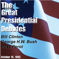 Thumbnail for the Bill Clinton - The Great Presidential Debates, Vol. 2 link, provided by host site