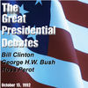 Thumbnail for the Bill Clinton - The Great Presidential Debates (Volume 2 - October 15, 1992) link, provided by host site