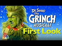 Thumbnail for the Dr. Seuss - The Grinch Musical!: First Look link, provided by host site