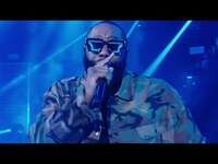 Thumbnail for the Run the Jewels - The Ground Below (Live at Holy Calamavote) link, provided by host site