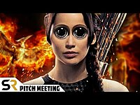 Thumbnail for the Screen Rant - The Hunger Games Sequels Pitch Meeting link, provided by host site