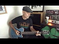 Thumbnail for the Flogging Molly - The Lightning Storm (Guitar Lesson) link, provided by host site