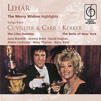 Thumbnail for the Franz Lehár - The Merry Widow (highlights in English) (Operetta in three acts · Libretto by Victor Léon & Leo Stein · English version by Christopher Hassall) (2005 - Remaster), Act I (Grand salon at the Pontevedrian Embassy in Paris): I'm off to Chez Max link, provided by host site