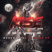 Thumbnail for the Rise At Night - The Monumental Remixes link, provided by host site