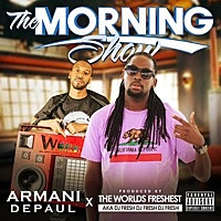 Thumbnail for the Armani DePaul - The Morning Show link, provided by host site