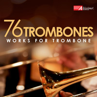 Thumbnail for the Meredith Willson - The Music Man: 76 Trombones (arr. R. Hays for wind ensemble) link, provided by host site