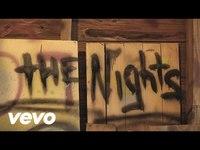 The nights thumb
