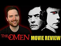 Thumbnail for the Chris Stuckmann - The Omen - Movie Review link, provided by host site