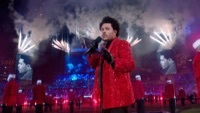 Thumbnail for the The Weeknd - The Pepsi Super Bowl LV Halftime Performance link, provided by host site