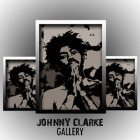 Thumbnail for the Johnny Clarke - The Reggae Artists Gallery Platinum Edition link, provided by host site